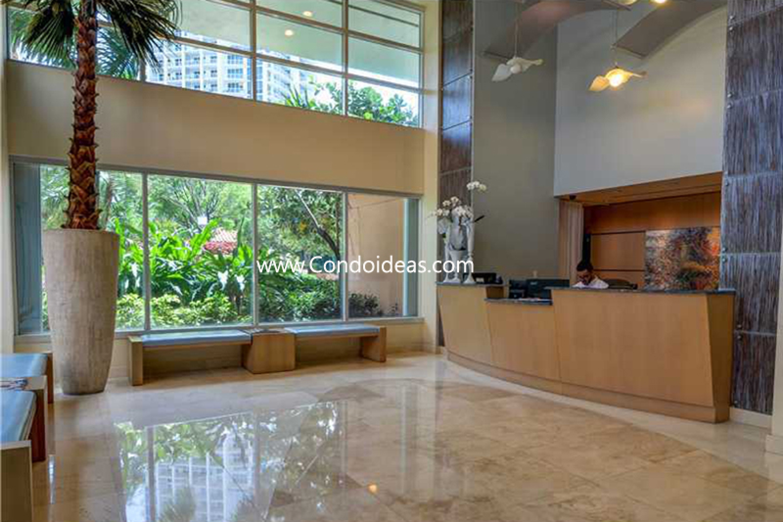 South Pointe Tower condo