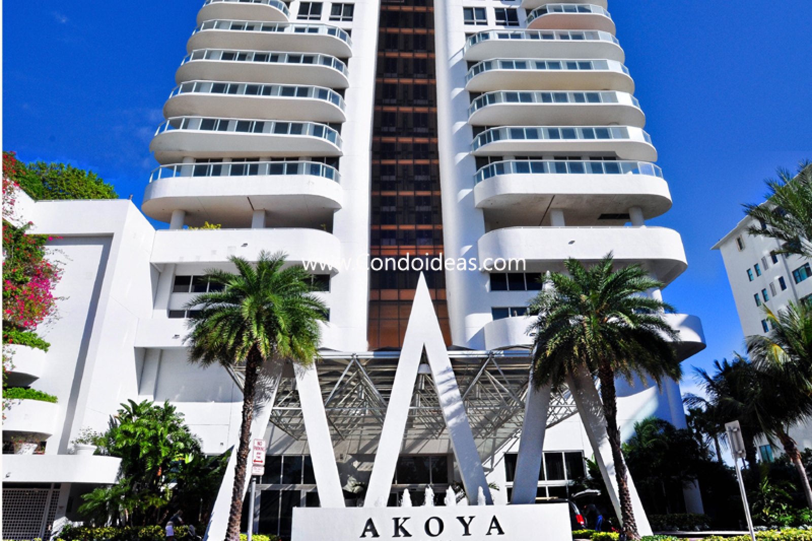 Akoya Condo Miami Beach View Luxury Condo For Sale At