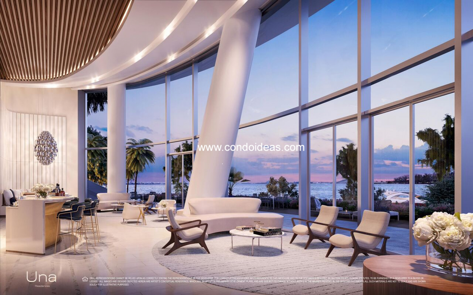 Buy Una Condo Luxurious Condo In Brickell
