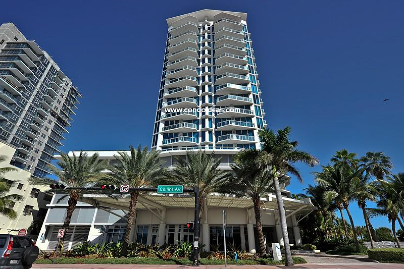 Bel Aire On The Ocean Condo Miami Beach Fl