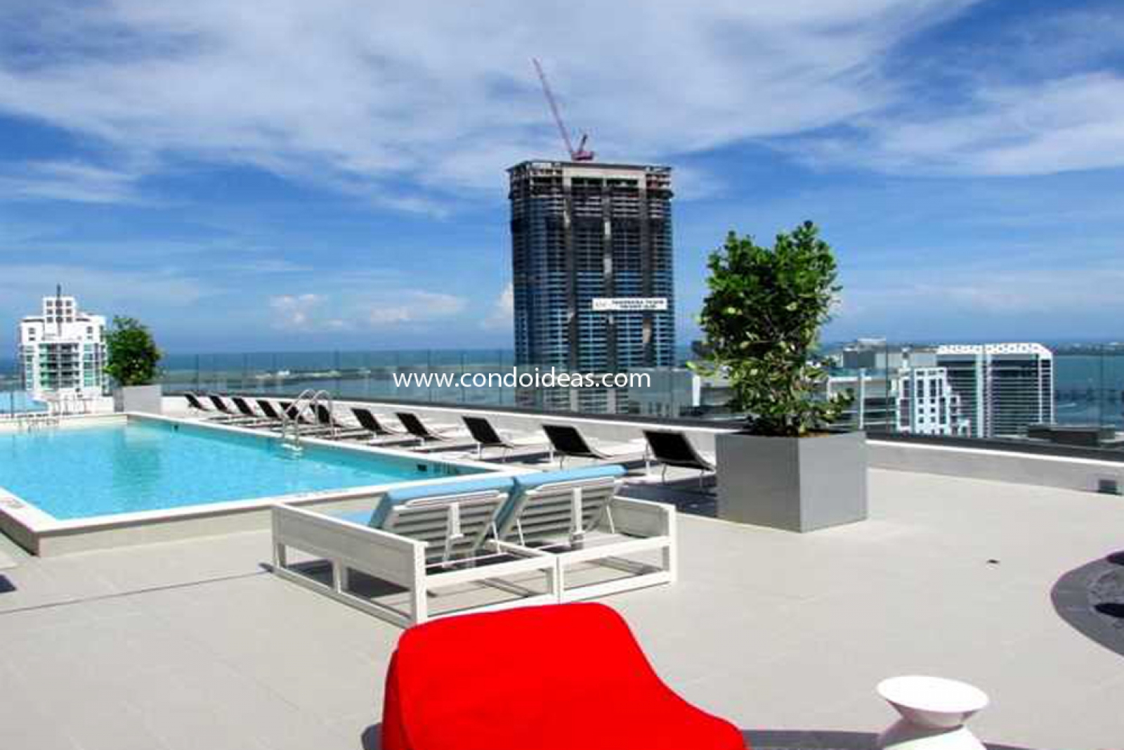 Brickell Heights Condo West Tower