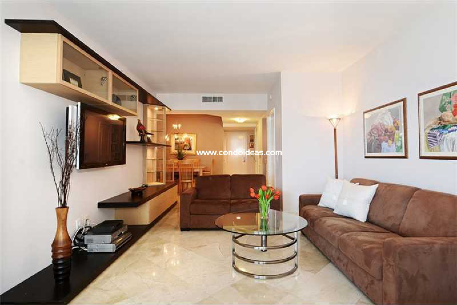 Green Diamond condo