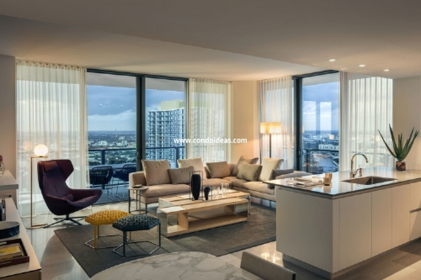 Brickell City Centre condo