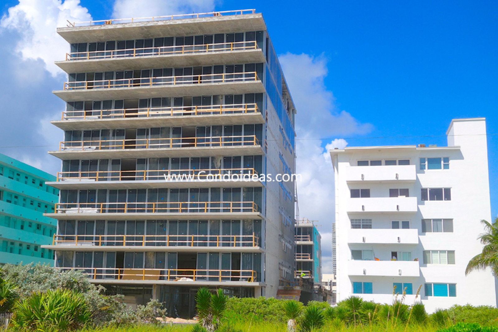 321 Ocean Drive Luxurious Condos In The South Of Fifth Area