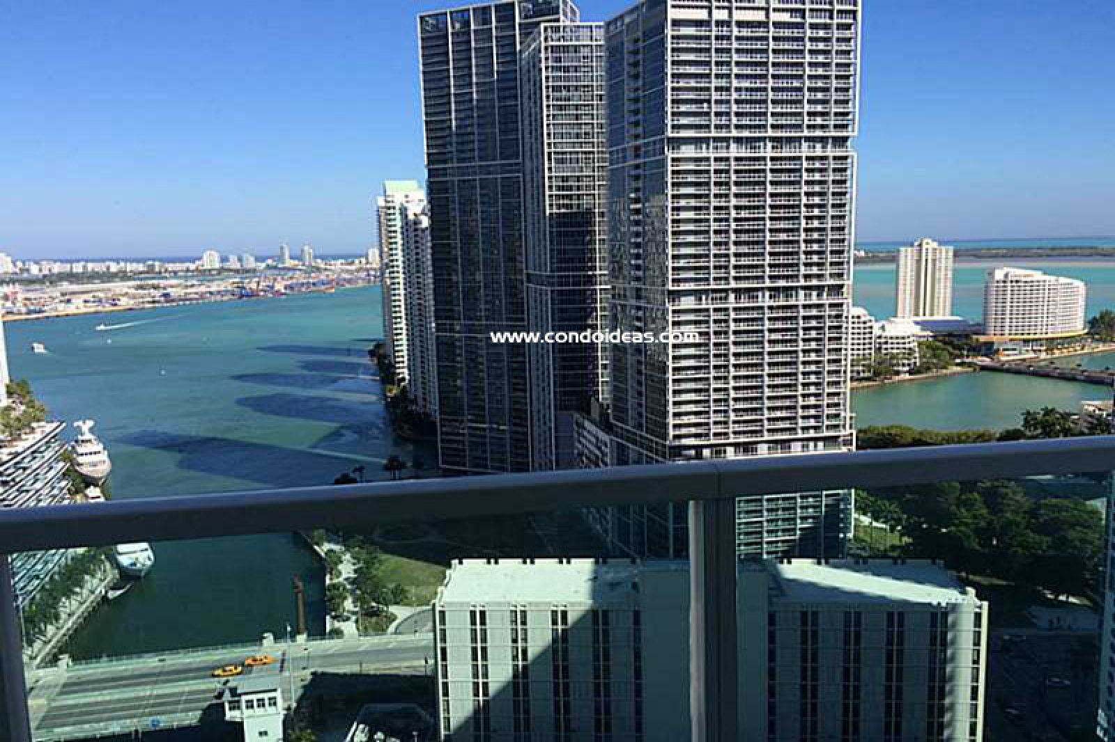 Brickell on the river condo - North Tower