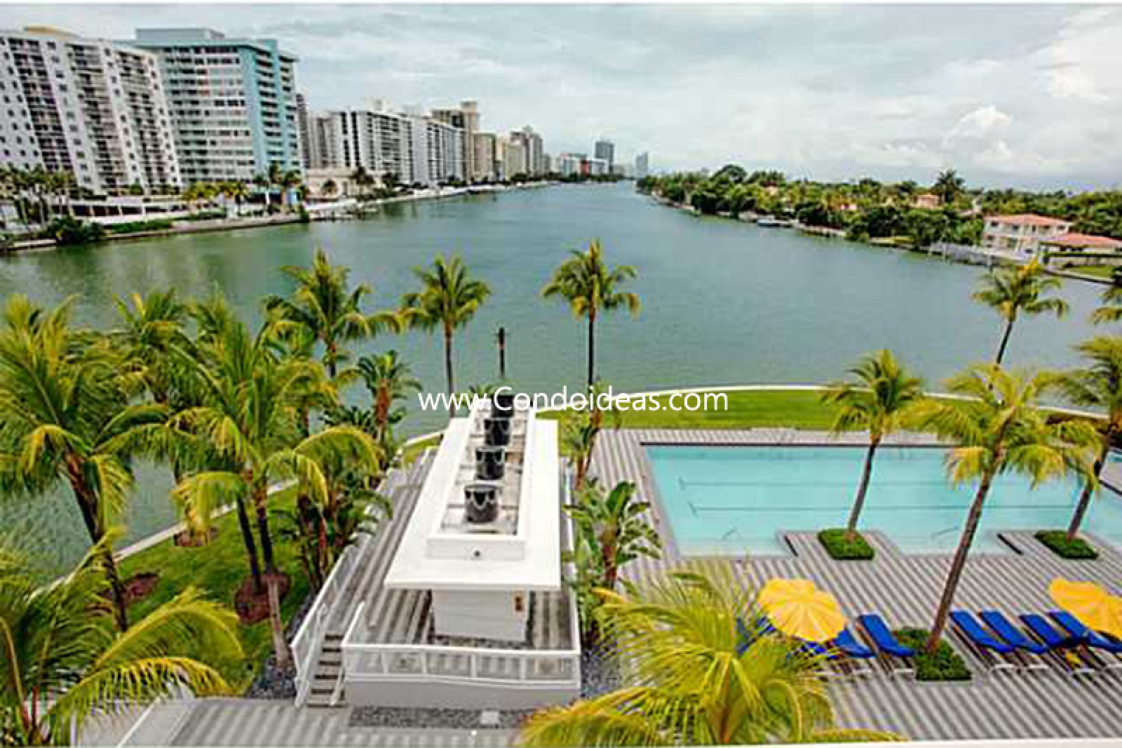 Aqua Homes Condo Development Allison Island Miami Beach Fl