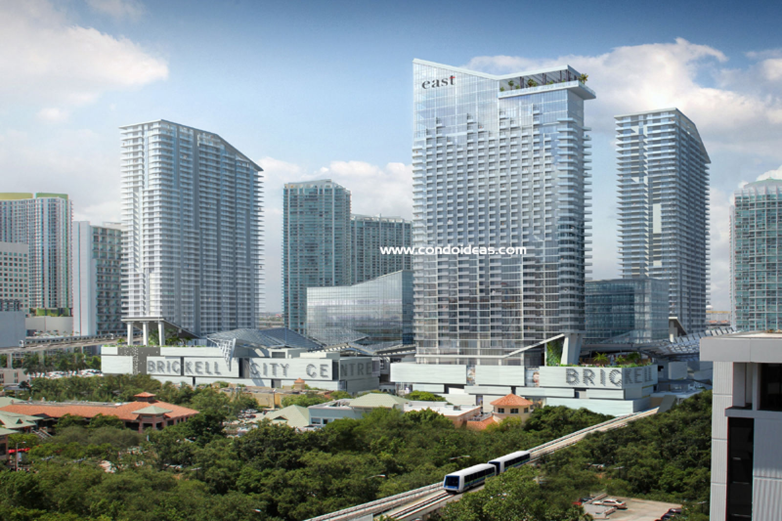 One Brickell City Centre condo