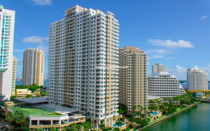 Brickell Key One condo