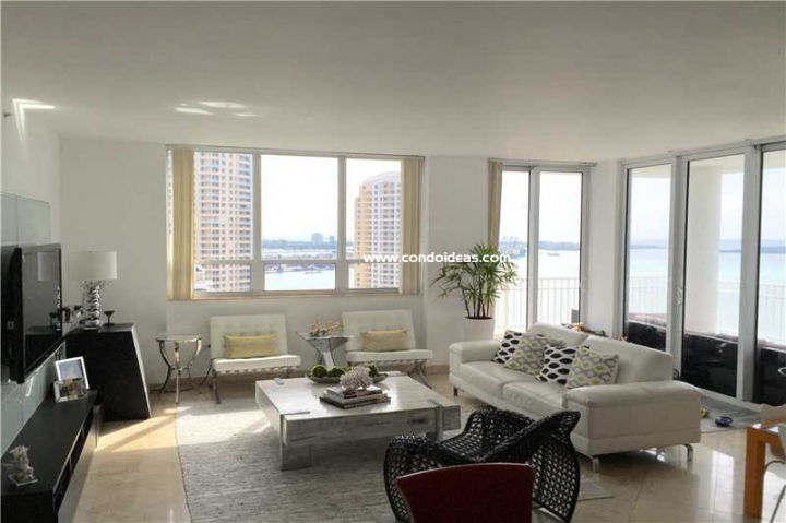 Courts Brickell Key condo