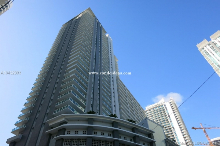 Vue at Brickell condo