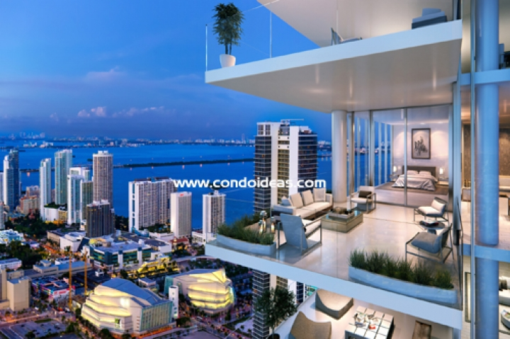Buy A Condo At Paramount Miami In The Worldcenter