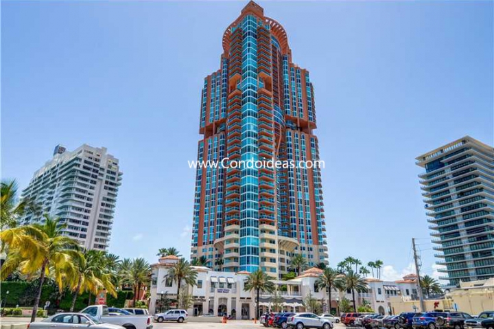Portofino Tower condo