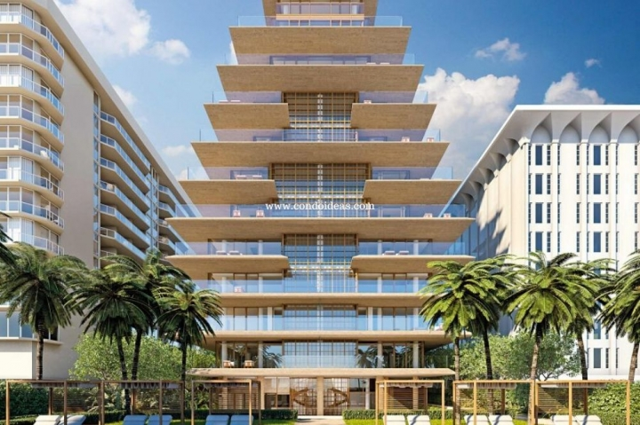 Arte Surfside condo